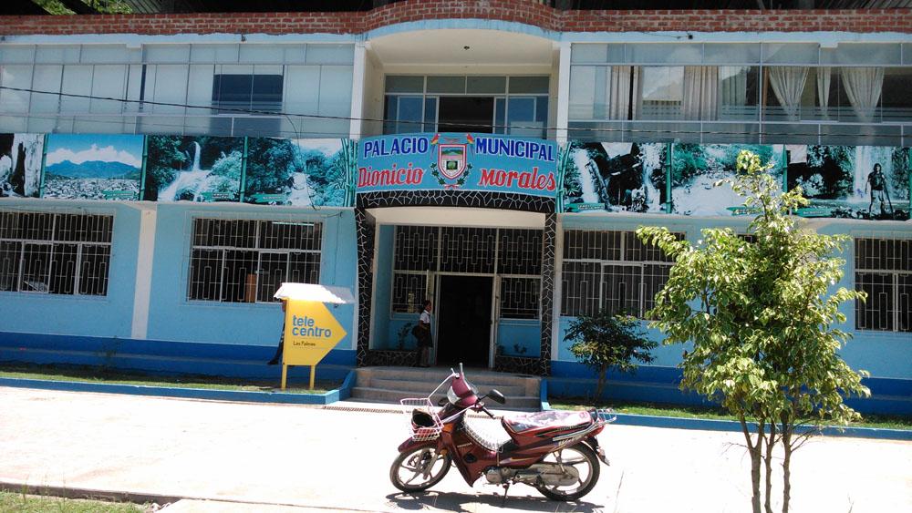 municipalidad Las Palmas